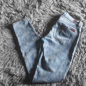 7 for all Mankind skinny Jeans size 26